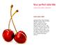 Wet Cherry Closeup slide 9