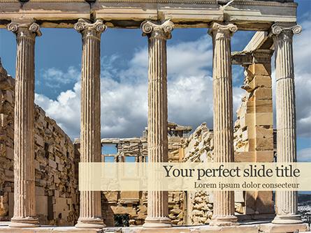 Acropolis Presentation Template, Master Slide