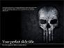Punisher skull slide 1