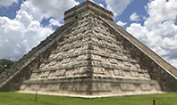 Mesoamerican Pyramid Presentation Template