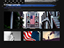 Thin Blue Line American Flag slide 13