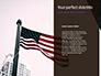Thin Blue Line American Flag slide 9