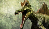 Spinosaurus Presentation Template