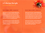 Bumblebee on Flower slide 5