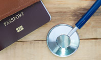 Healthcare Travel Presentation Template