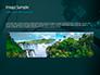 Rainforest Sunrise slide 10