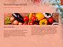 Summer Fruits and Vegetables slide 14