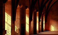 Gothic Hall Presentation Template