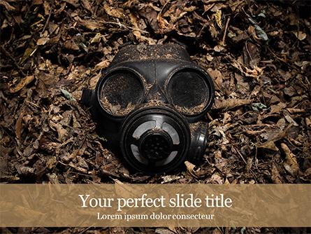 Chernobyl Presentation Template, Master Slide