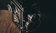 Old Vintage Camera Presentation Template