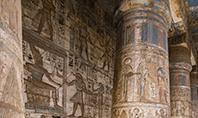 The Hieroglyphs of Ancient Egypt Presentation Template