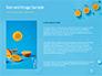 Summer Background with Oranges slide 15