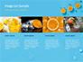 Summer Background with Oranges slide 16