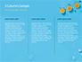 Summer Background with Oranges slide 6