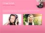 Emo Girl Wears Headphones slide 11