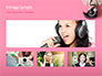 Emo Girl Wears Headphones slide 13