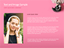 Emo Girl Wears Headphones slide 15