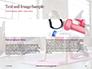 Beautiful Fitness Girls Doing Exercise Presentation slide 14