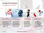 Beautiful Fitness Girls Doing Exercise Presentation slide 16