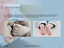 Closeup View of Baby's Toes on Bare Feet Presentation slide 11