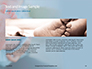 Closeup View of Baby's Toes on Bare Feet Presentation slide 14