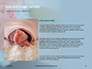 Closeup View of Baby's Toes on Bare Feet Presentation slide 15