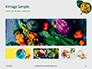 Salad of Quinoa Seeds and Vegetables Presentation slide 13
