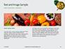 Salad of Quinoa Seeds and Vegetables Presentation slide 14