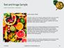 Salad of Quinoa Seeds and Vegetables Presentation slide 15