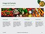 Salad of Quinoa Seeds and Vegetables Presentation slide 16