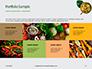 Salad of Quinoa Seeds and Vegetables Presentation slide 17