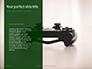 Game Console Controls Closeup Presentation slide 9