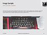 Old Typewriter Presentation slide 10