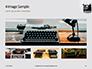 Old Typewriter Presentation slide 13