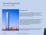 High-rise Building Presentation slide 15