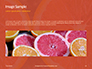 Two Sliced Citrus Fruits Presentation slide 10