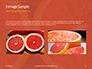 Two Sliced Citrus Fruits Presentation slide 12