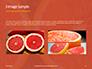 Two Sliced Citrus Fruits Presentation slide 12