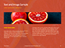 Two Sliced Citrus Fruits Presentation slide 14