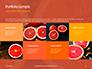 Two Sliced Citrus Fruits Presentation slide 17