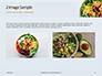 Grill Tofu and Veggies Dish Presentation slide 11