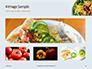 Grill Tofu and Veggies Dish Presentation slide 13