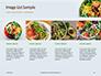 Grill Tofu and Veggies Dish Presentation slide 16