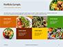 Grill Tofu and Veggies Dish Presentation slide 17