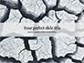 Deep Cracks in the Gray Land Presentation slide 1