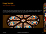 Window Painting in Church Presentation slide 10