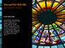 Window Painting in Church Presentation slide 9