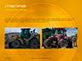 Closeup Photo of Yellow Vehicle Wheel with Tire Presentation slide 12