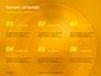 Closeup Photo of Yellow Vehicle Wheel with Tire Presentation slide 8