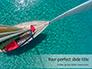 Sailboat From Above Presentation slide 1